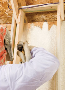 Lubbock Spray Foam Insulation Services and Benefits