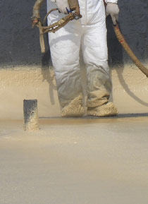 Lubbock Spray Foam Roofing Systems